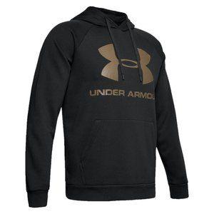 Under Armour Coldgear Fleece Hoodie Sweatshirt NEW